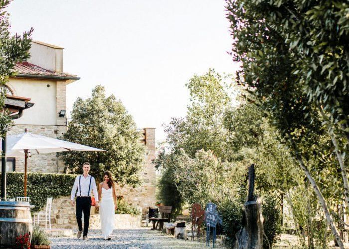 Bruiloft Nick _ Liesbeth door Nienke van Denderen Fotografie-16
