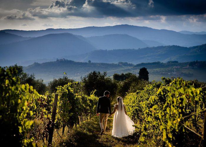 Italiaanse trouwlocatie
